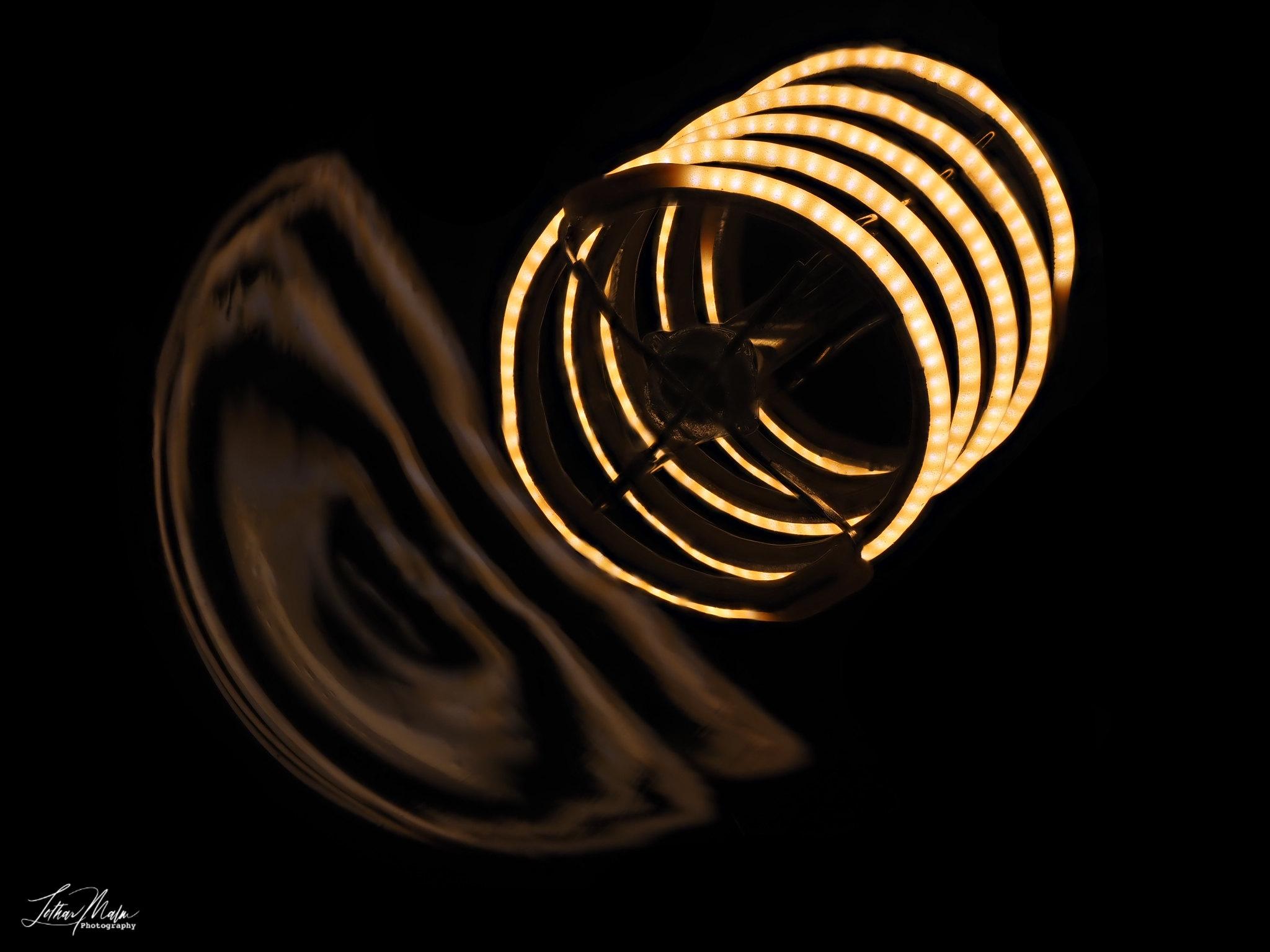 Leuchtspirale